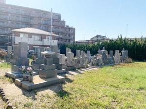 住吉墓地【明石市魚住町のお墓】