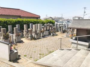 清水浜西墓地【明石市魚住町のお墓】