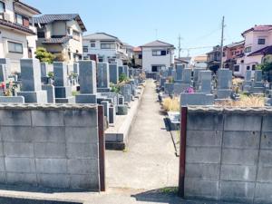 山川墓地【明石市魚住町のお墓】