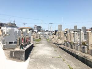 大見自治会墓地【明石市魚住町のお墓】