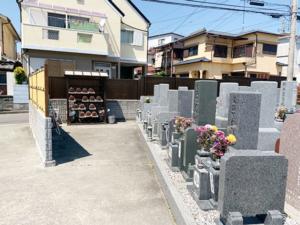 明石満福寺墓地【明石市魚住町のお墓】