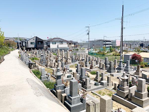 西脇共同墓地(明石市大久保町)
