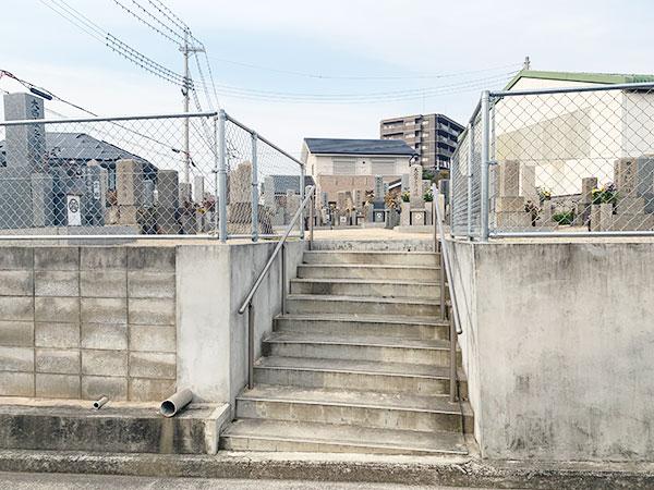 西江井墓地(明石市大久保町)