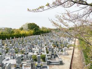 石ヶ谷墓園【明石市大久保町のお墓】