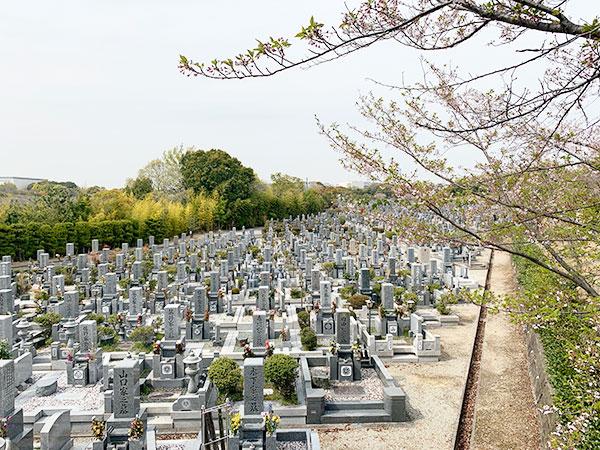 明石市立石ケ谷墓園(石が谷霊園)