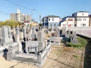 森田共同墓地【明石市大久保町のお墓】