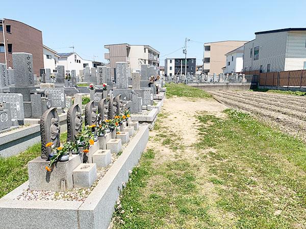大窪墓地(明石市大久保町)