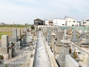 西八木公園墓地【明石市大久保町のお墓】