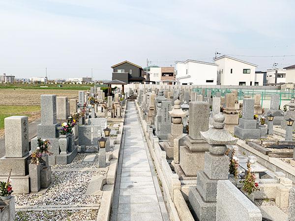 西八木公園墓地(明石市大久保町)