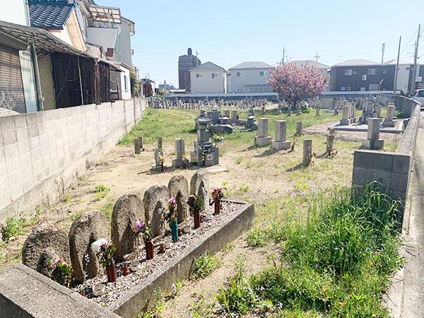 福里墓園(明石市二見町)
