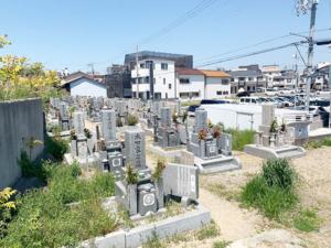 林墓地【明石市林のお墓】