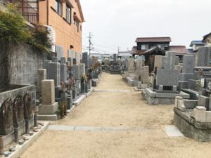 教泉寺墓所(明石市大久保町)のお墓・霊園の写真