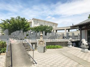 妙栄寺墓地(明石市明南町)のお墓・霊園の写真