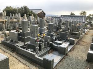 大林寺墓地(明石市大久保町)のお墓・霊園の写真
