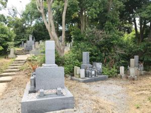 谷八木墓地(明石市大久保町)のお墓・霊園の写真