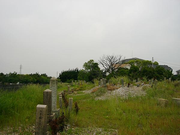 威徳院南墓地(明石市二見町)
