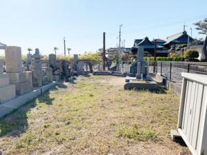 江井ヶ島海浜墓地(明石市大久保町)のお墓の写真