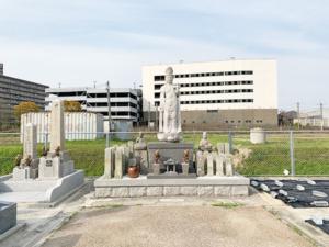 福田共同墓地(明石市大久保町)のお墓の写真