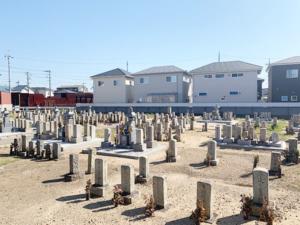 福里墓園(明石市二見町)のお墓の写真