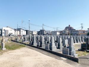 福里霊園(明石市二見町)のお墓の写真