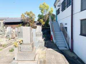 二見町常徳寺墓地【明石市二見町のお墓】