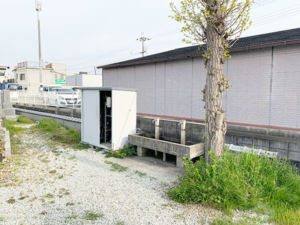 東江井墓地(明石市大久保町)のお墓の写真