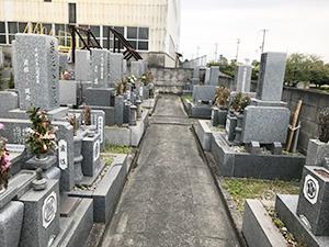 威徳院南西海岸墓地(明石市二見町)のお墓・霊園の写真