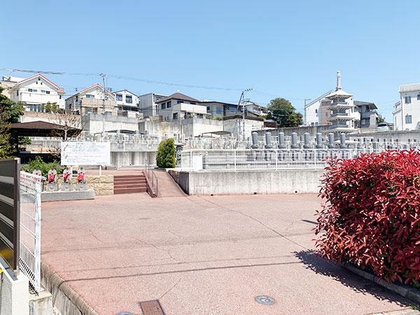 中尾墓地(明石市魚住町)のお墓の写真