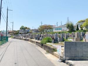 西脇共同墓地(明石市大久保町)のお墓の写真