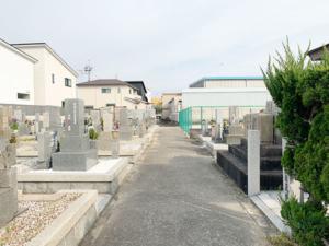 西八木公園墓地(明石市大久保町)のお墓の写真