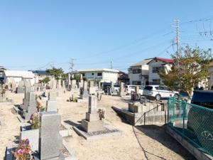 如法寺墓地(明石市大久保町)のお墓の写真