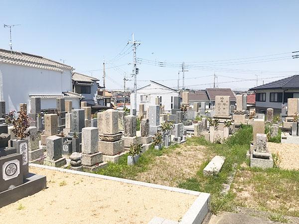 大久保町常徳寺墓地【明石市大久保町のお墓】