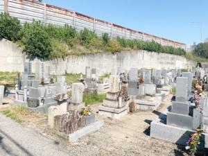 清水新田墓地(明石市魚住町)のお墓・霊園の写真