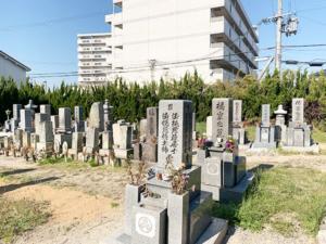 住吉墓地(明石市魚住町)のお墓・霊園の写真