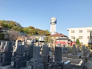 雲晴寺墓地(明石市人丸町)のお墓・霊園の写真