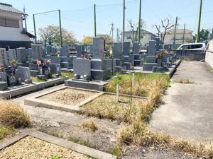 山川墓地(明石市魚住町)のお墓・霊園の写真